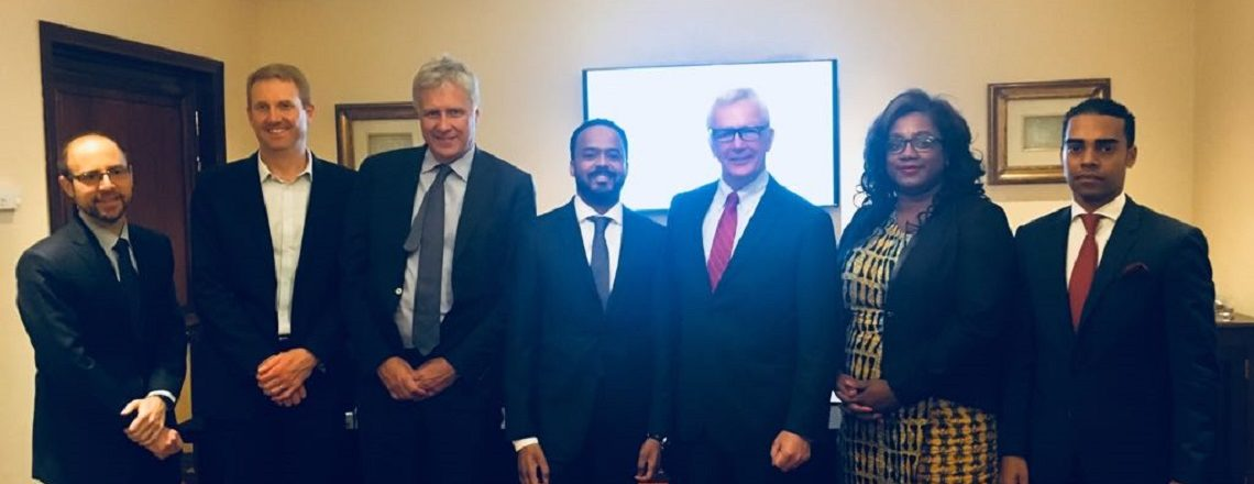 USTDA Awarded Funding for Solar and Storage project in Mozambique