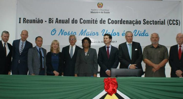 Comité de Coordenação Sectorial do Ministério da Saúde