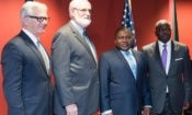 Usaid Counselor Thomas Staal's Meeting With President Filipe Jacinto Nyusi Of Mozambique