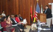 Discurso do Chefe Adjunto da Missão, Bryan Hunt na abertura do terceiro curso do Centro Regional de Liderança Yali em Maputo