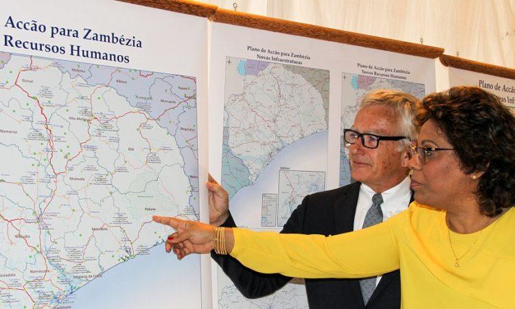 Governos dos Estados Unidos e Moçambique aceleram resposta ao HIV na província da Zambézia