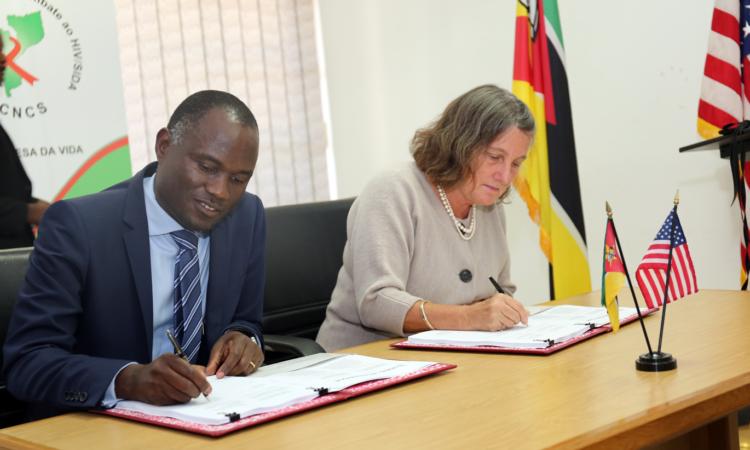 Programa de Fortalecimento dos Sistemas de Resposta ao HIV/SIDA em Moçambique