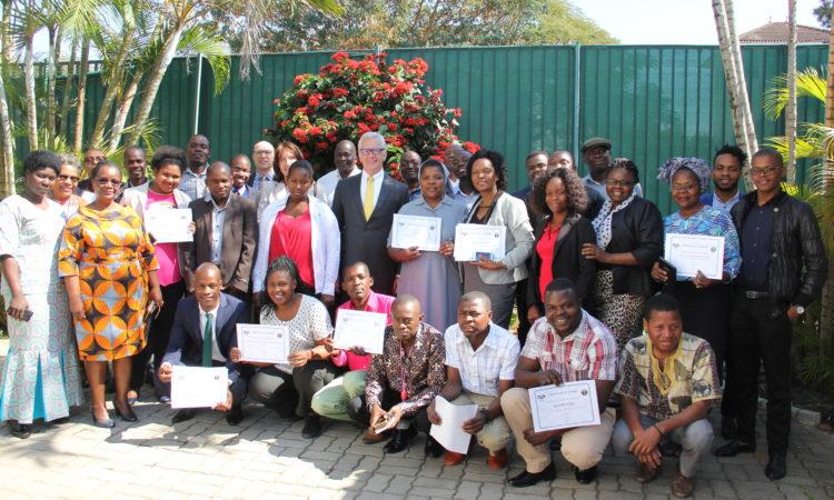 Premiação de Pequenas Subvenções do PEPFAR